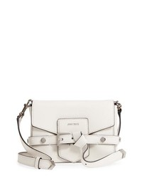 Jimmy Choo Lexi Ed Leather Crossbody Bag