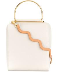 Roksanda Metal Handle Crossbody Bag