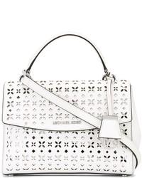 MICHAEL Michael Kors Michl Michl Kors Extra Small Ava Perforated Crossbody Bag