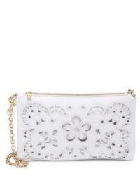 Dolce & Gabbana Micro Leather Chain Crossbody Bag