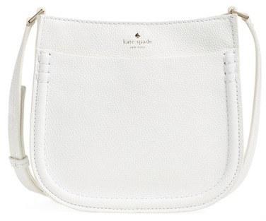 Kate Spade New York Orchard Street Small Hemsley Leather Crossbody Bag