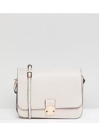 Accessorize Pink Concertina Cross Body Bag