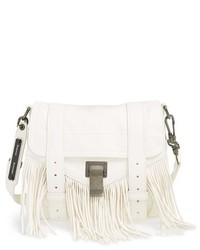 Proenza Schouler Ps1 Fringed Crossbody Pouch