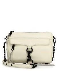 Rebecca Minkoff Mini Mac Leather Crossbody Bag
