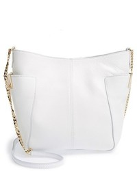 Jimmy Choo Small Anabel Leather Crossbody Bag