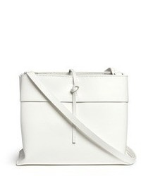 Kara Tie Crossbody Leather Bag