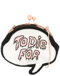 Sophia Webster To Die For Crossbody Bag
