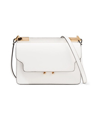 Marni Trunk Micro Leather Shoulder Bag