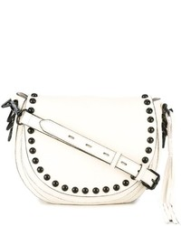 Rebecca Minkoff Unlined Saddle Crossbody Bag