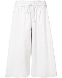 ADAM by Adam Lippes Adam Lippes Leather Culottes