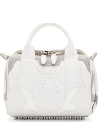 White sneaker rockie duffle bag medium 250148