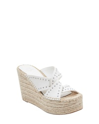MARC FISHER LTD Angelina Espadrille Wedge
