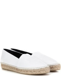 Embossed leather espadrilles medium 5255330