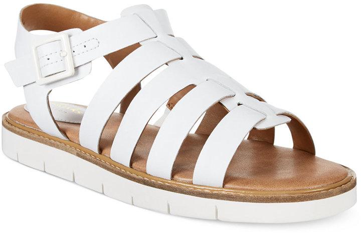 d9804a58973 ... Clarks Artisan Lydie Kona Flat Sandals ...
