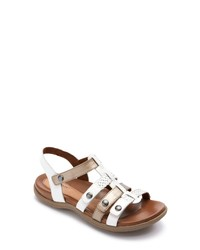 Rockport Cobb Hill Rubey T Strap Sandal