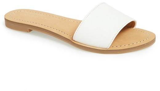 Nine West Summers Slide Sandal, $58