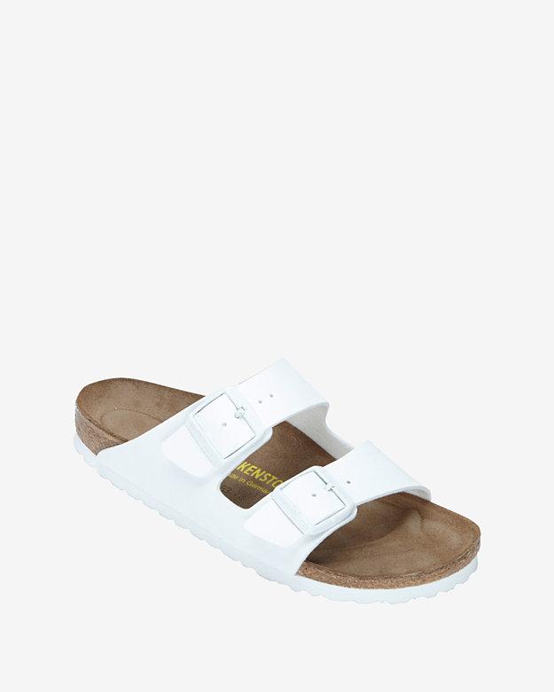 bf79244c6e6 ... Birkenstock Arizona Soft Footbed Super Grip White Leather ...