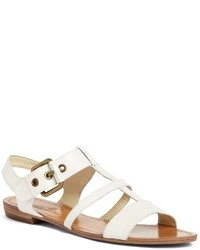 Brooks Brothers Calfskin Gladiator Sandal