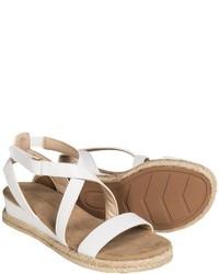Adrienne Vittadini Vittadini Sport Charlie Gladiator Sandals Leather