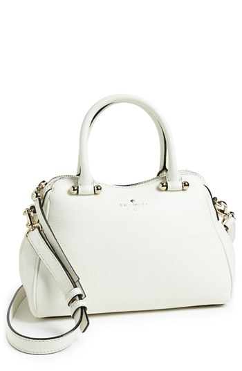 kate spade new york Charles Street Mini Audrey Leather Satchel ...