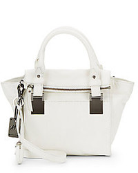 Kenneth Cole Clermont Leather Mini Satchel