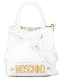 Moschino Mini Branded Tote
