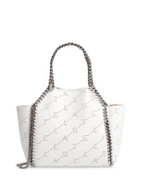 Stella McCartney Mini Falabella Logo Tote