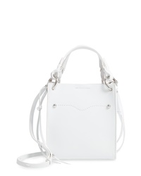 Rebecca Minkoff Mini Kate Northsouth Leather Tote