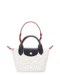 Longchamp Mini Le Pliage Transparent Tote