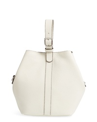Treasure & Bond Sasha Leather Crossbody Bag