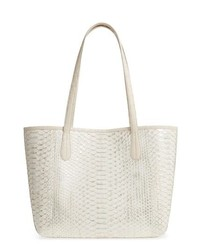 Nancy Gonzalez Small Erica Genuine Python Crocodile Tote