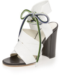 MSGM Espa High Heel Sandals