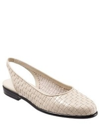 Trotters Lucy Slingback Flat