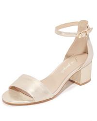 Marigold block heel sandals medium 1189294