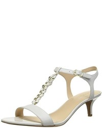 Nine West Yocelin Leather Dress Sandal