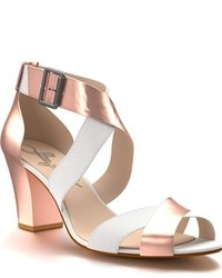 Shoes Of Prey Block Heel Sandal