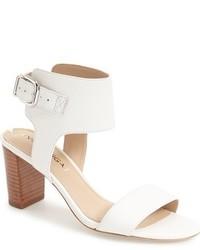 Via Spiga Wiley Block Heel Sandal
