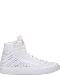 Stella McCartney Adidas X Psittaci High Top Sneakers
