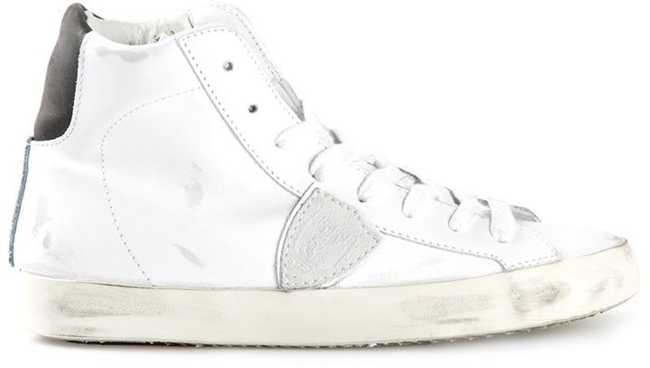 classic low top trainers - White Philippe Model VMApghAIgj