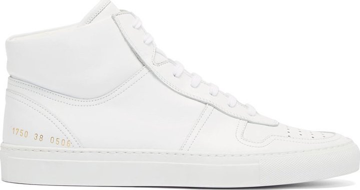 White Bball sneakers Common Projects b2RNOfV
