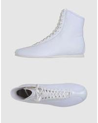 Y-3 High Top Sneakers