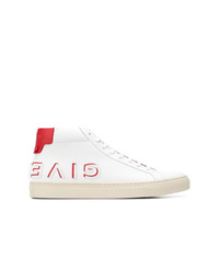 Givenchy Inverted Logo High Sneakers