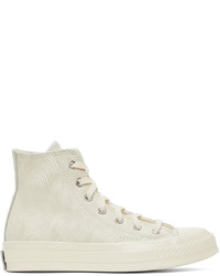 Converse Leather Chuck 70 High Sneakers