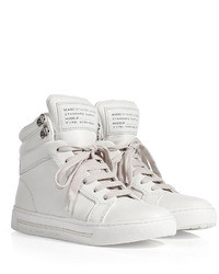 Marc by Marc Jacobs Leather High Tops