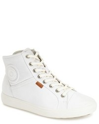 Ecco Soft 7 High Top Sneaker