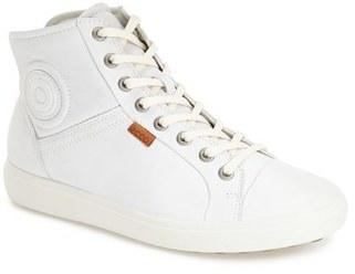 ef16e750e6cd ... Ecco Soft 7 High Top Sneaker ...