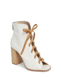 Kristin Cavallari Layton Lace Up Boot
