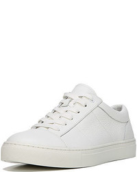 Vince Afton Leather Low Top Sneaker