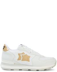 Atlantic Stars Low Top Sneakers
