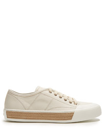 Tod's Cassetta Leather Trainers